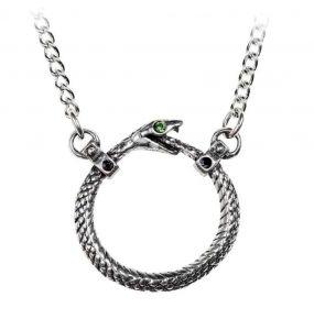 Sophia Serpent Pendant
