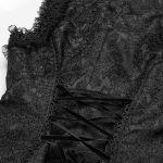 Black Sleeveless 'Adelaide' Top