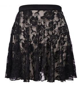 Black Lace 'Narcissa' Beach Skirt