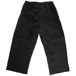 Pantalon Enfant 'Black Zip'