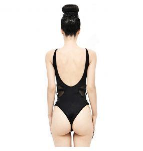 Black 'Murmur' Swimsuit