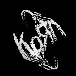 Bavoir 'KoЯn' Noir