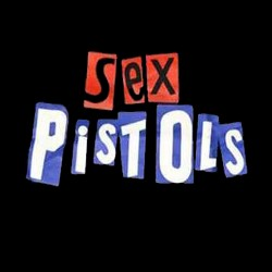 Black 'Sex Pistols' Child T-Shirt