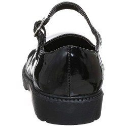 Black Patent Children Shoes