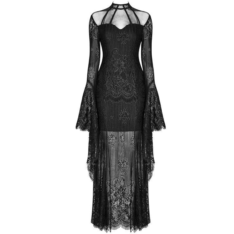 Black 'Dark Nympha' Dress