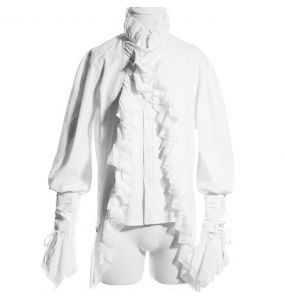 Chemise 'Ghost' Blanche