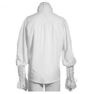 White 'Ghost' Shirt