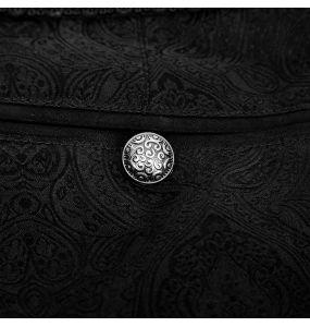 Pantalon 'Torero' en Brocart Noir