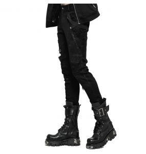 Black 'Nazgul' Vintage Pants
