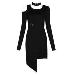 Mini Robe 'Elsinore' Noire
