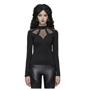 Black 'Nuria' Top