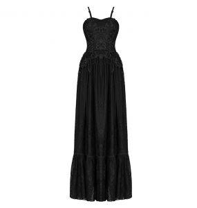 Robe 'Sorroria' Noire