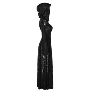 Black Lace 'Spellbound' Lace Coat