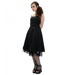 'Are U Ready' Black Dress
