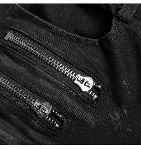 'Black Swamp' Decadent Pants