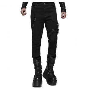 Pantalon 'Cthulhu' Noir