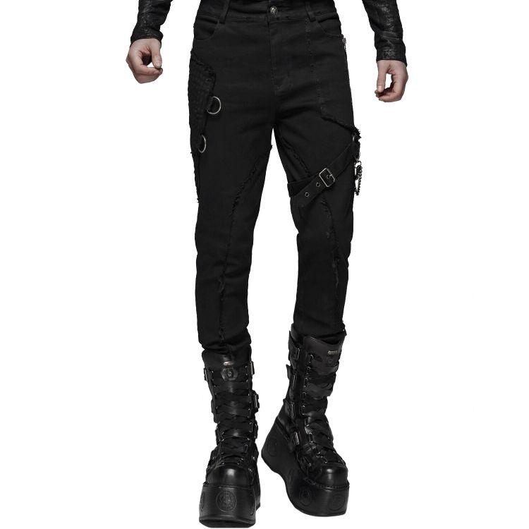 Black 'Cthulhu' Pants