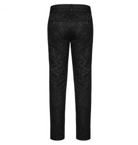 Black 'Silvanus' Pants