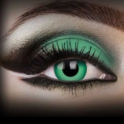 'Green' Contact Lenses