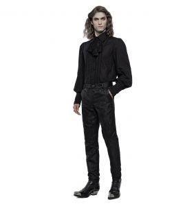 Pantalon 'Silvanus' Noir