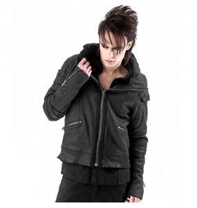 Black 'Cool Biker' Jacket