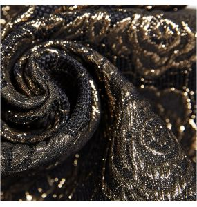 Black and Gold Victorian Gothic 'Mystic' Jacket