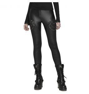 Black 'Nebulos' Leggings