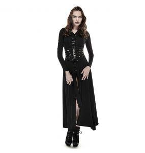 Black 'Bestia' Gothic Underbust