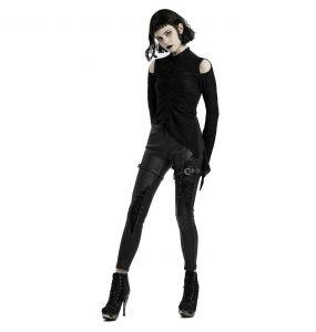 Pantalon 'Isolde' Noir