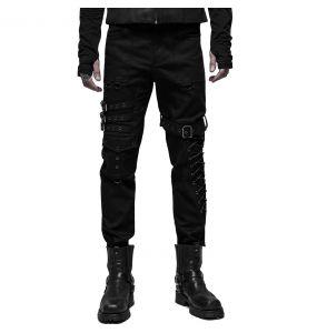Black 'Tierney' Pants