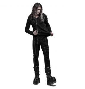 Pantalon 'Dark Devil' Noir