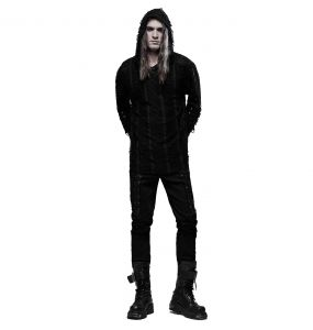 Pantalon 'Wolfram' Noir
