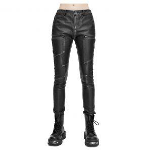 Pantalon 'Badriyah' Noir pour Femmes