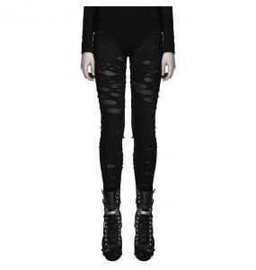 Legging 'Ripped Off' Noir
