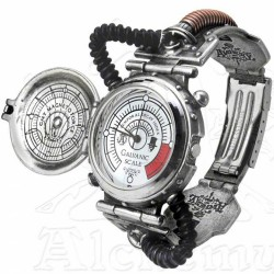 'Entropy Calibrator' Steampunk Watch