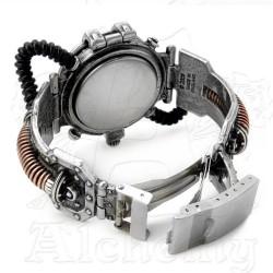 'Entropy Calibrator' Steampunk Watch