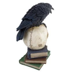 Statuette 'Poes Raven'