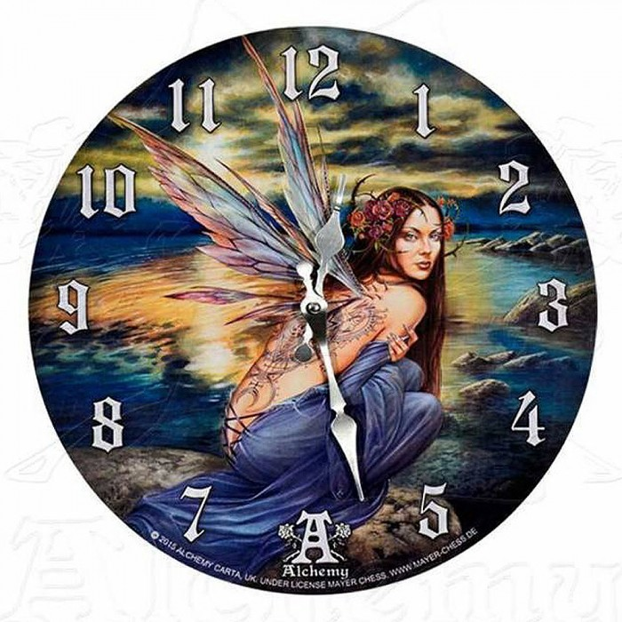 'Sylundine' Wall Clock