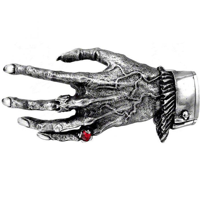 'Nosferatu's Hand' Belt Buckle