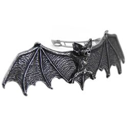 'Darkling Bat' Hair Slide