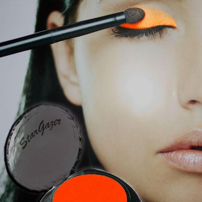 UV Orange Eyeshadow