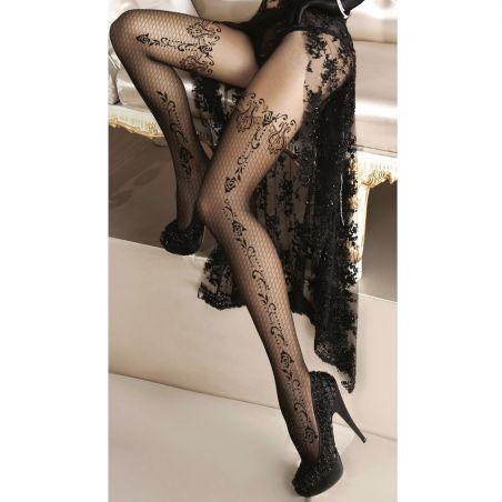 Collants Ballerina 'Alluria' Noirs