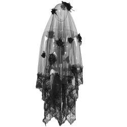 Gardenia black veil