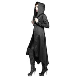 Manteau Long Noir 'Noble Coat'