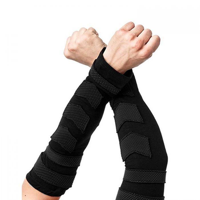 Black 'Dark Power' Arm Warmers