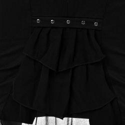 Black 'Dark Passion' Skirt