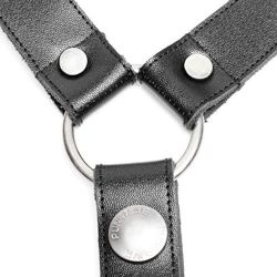 Black Catharsis Suspenders