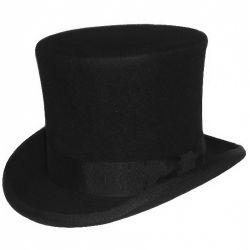 "Tall Top Hat (6""-15 cm tall)"