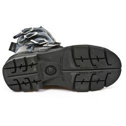 Rockstorm Blast Garçon Enfants École Chaussures Noir