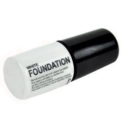White liquid foundation
